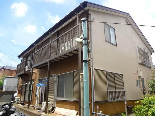 九十九沢アパートの外観画像