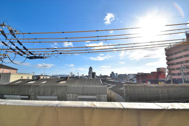 PHOENIX Clove Tomoi この見晴らしが陽当たりのイイお部屋を作ってます。