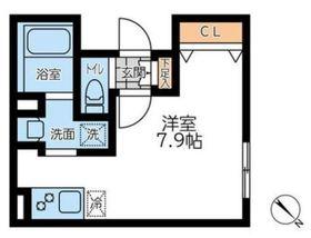 LEGALAND神楽坂北5階Fの間取り画像