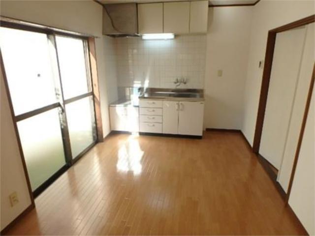 立川貸家キッチン