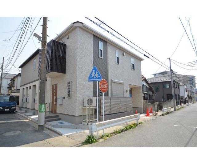 今井南町戸建の外観画像