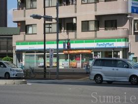 ファミリーマート滝野川五丁目店