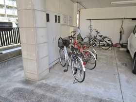 ベルハイツII駐車場