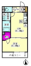 パルシェ萩中 106号室