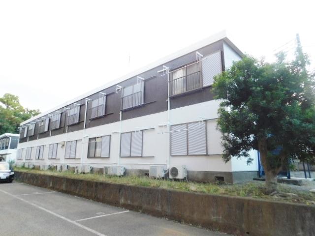 本厚木駅 バス12分「台ノ上」徒歩3分外観