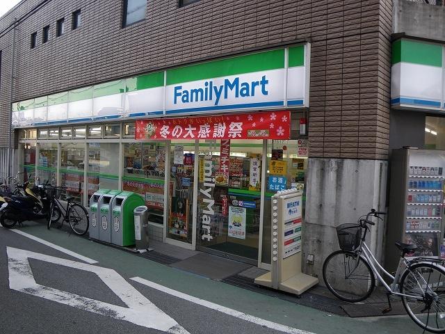 ファミリーマートマエシカ井口堂店