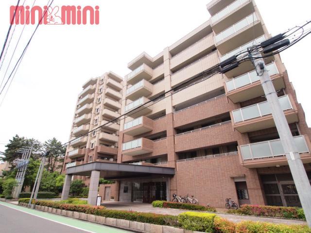 コアマンション百道プレジオの外観画像
