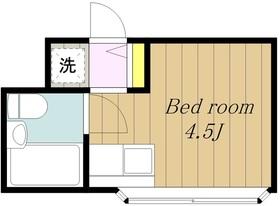 アーバン3階Fの間取り画像