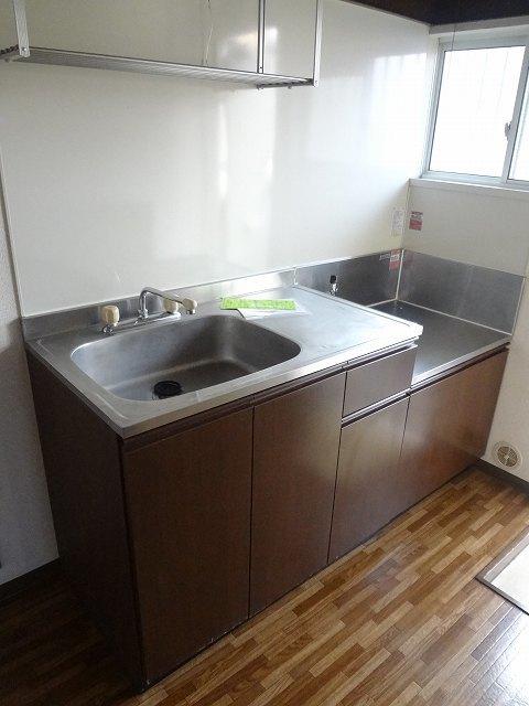 メゾンドフルール菊名キッチン