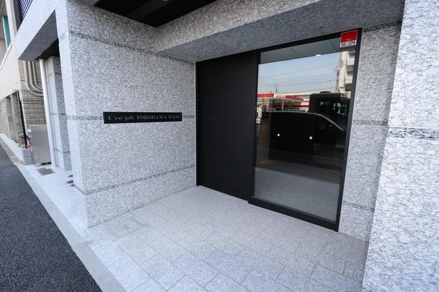 セジョリ横浜ウエストエントランス