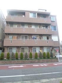 パークサイドスクウェア北新宿の外観画像