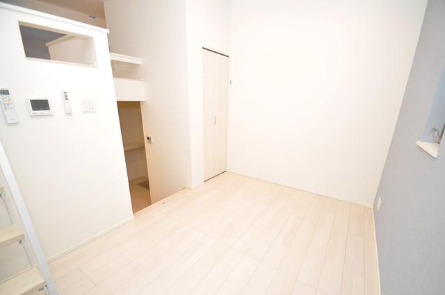 ハーモニーテラス源氏ケ丘 シンプルな単身さん向きのマンションです。