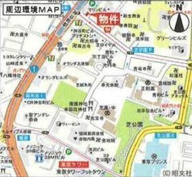 虎ノ門A&K IPビル案内図