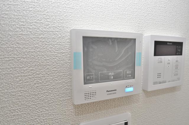 ma.maison(マ.メゾン) TVモニターホンは必須ですね。扉は誰か確認してから開けて下さいね