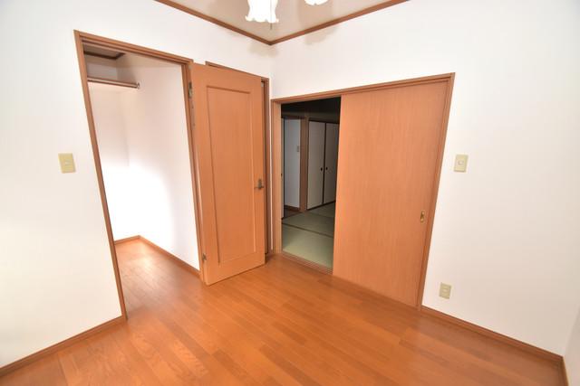 大蓮南2-18-9 貸家 朝には心地よい光が差し込む、このお部屋でお休みください。
