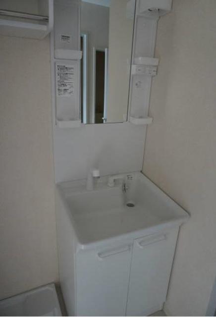 ハイツフォーレスト洗面所