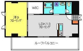 プロミネンス142階Fの間取り画像