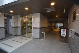 祐天寺駅 徒歩10分エントランス