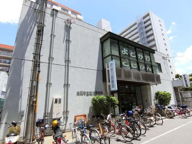 大阪市立淀川図書館