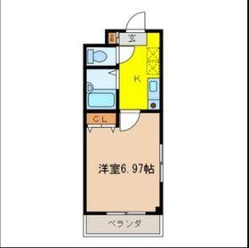 フォーポイントふじみ野2階Fの間取り画像