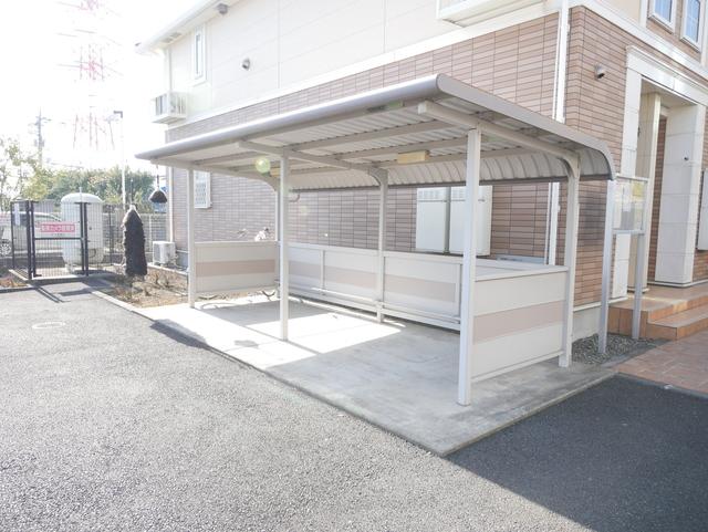 愛甲石田駅 バス6分「長沼」徒歩12分共用設備