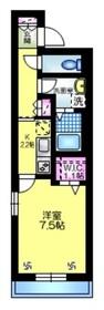 ラフォルテ3階Fの間取り画像