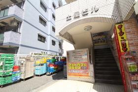 八王子駅 徒歩6分エントランス