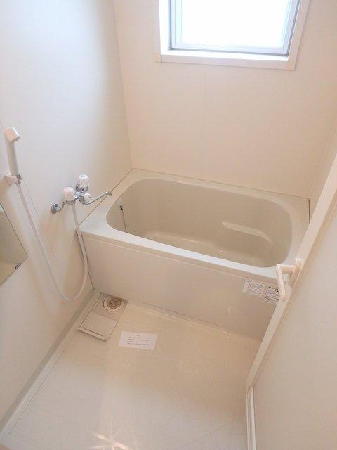 ミストサウナもついたお風呂。