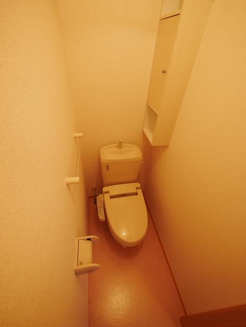 カーサドマーニⅡトイレ