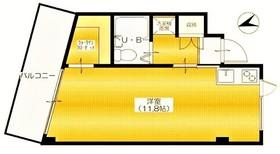 向ヶ丘遊園駅 徒歩20分1階Fの間取り画像