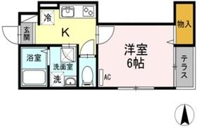 Casa Cuore (カーサ クオーレ)1階Fの間取り画像