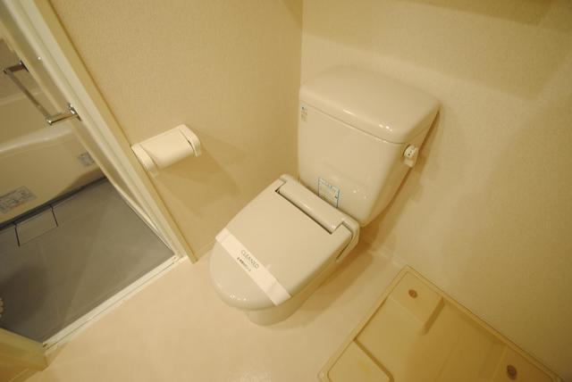 恵比寿駅 徒歩7分トイレ