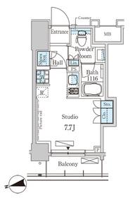 パークアクシス大森レジデンス 302号室