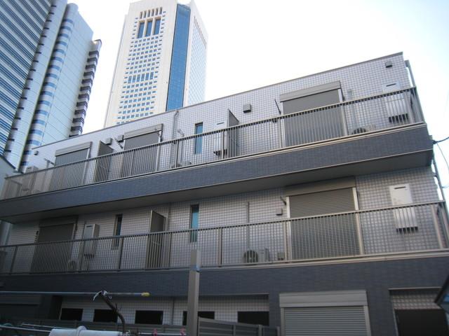 ブリランテ西新宿の外観外観