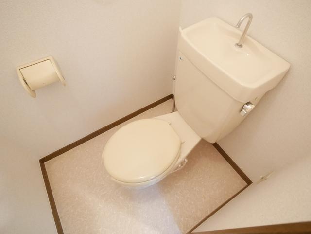 ガーデンハイムトイレ