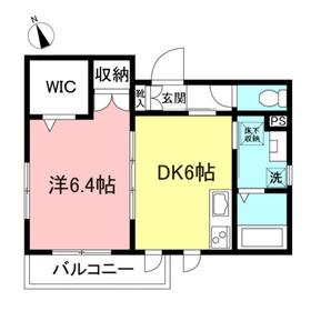 Gran Casa1階Fの間取り画像