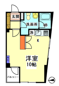A.Kアジュール 202号室