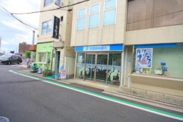 池田泉州銀行上野芝支店