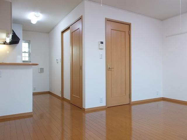 ニューポテトハウス居室
