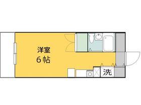 神奈川駅 徒歩18分2階Fの間取り画像