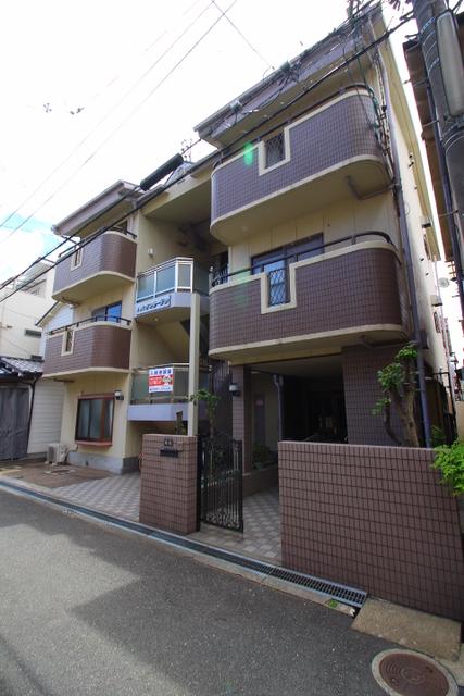 大阪府茨木市水尾の賃貸の外観