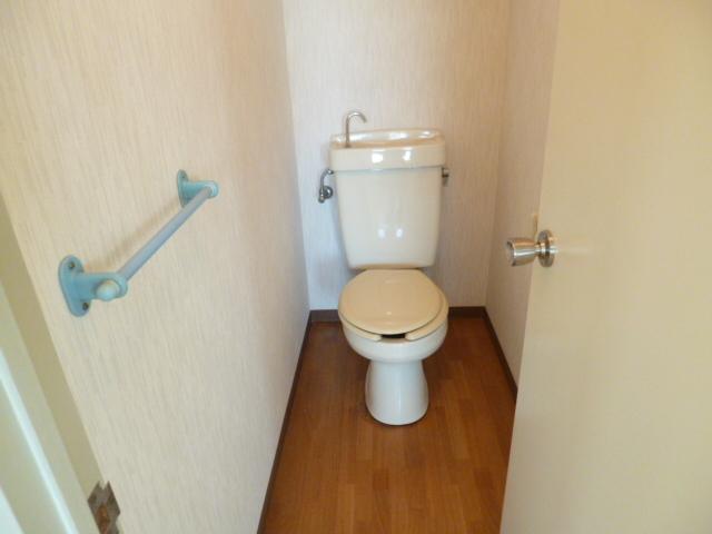 パルハイツトイレ