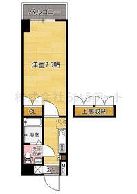 ハーバーサウスタワー No.70 : 3階間取図