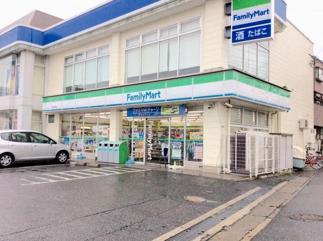 ファミリーマート京屋御陵通店
