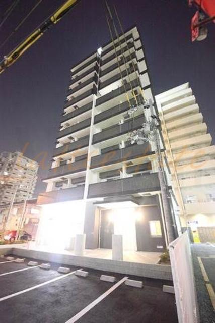 大阪市城東区成育2丁目の賃貸マンション