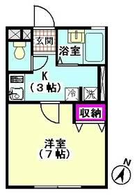 Chez Nous 102号室
