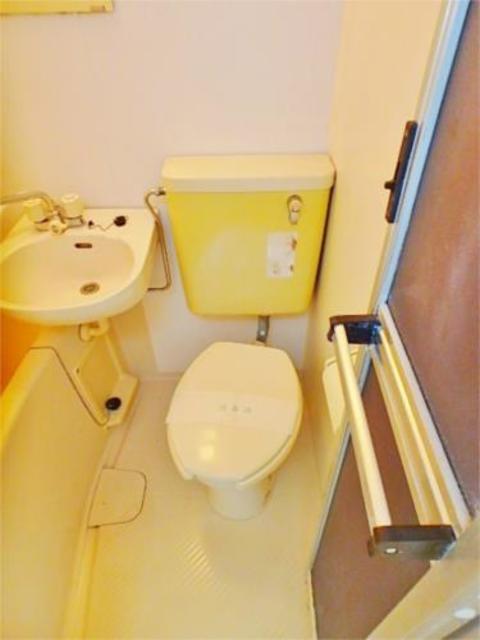 ストークマンション小磯トイレ