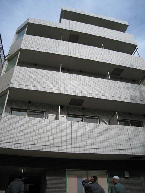 スカイコート文京白山第5の外観画像