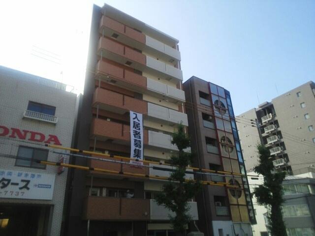 大阪市北区大淀中3丁目の賃貸マンションの外観