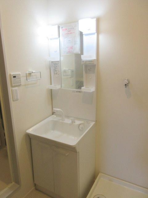メゾン ド 関洗面所